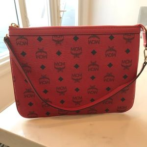 MCM shoulder bag/clutch